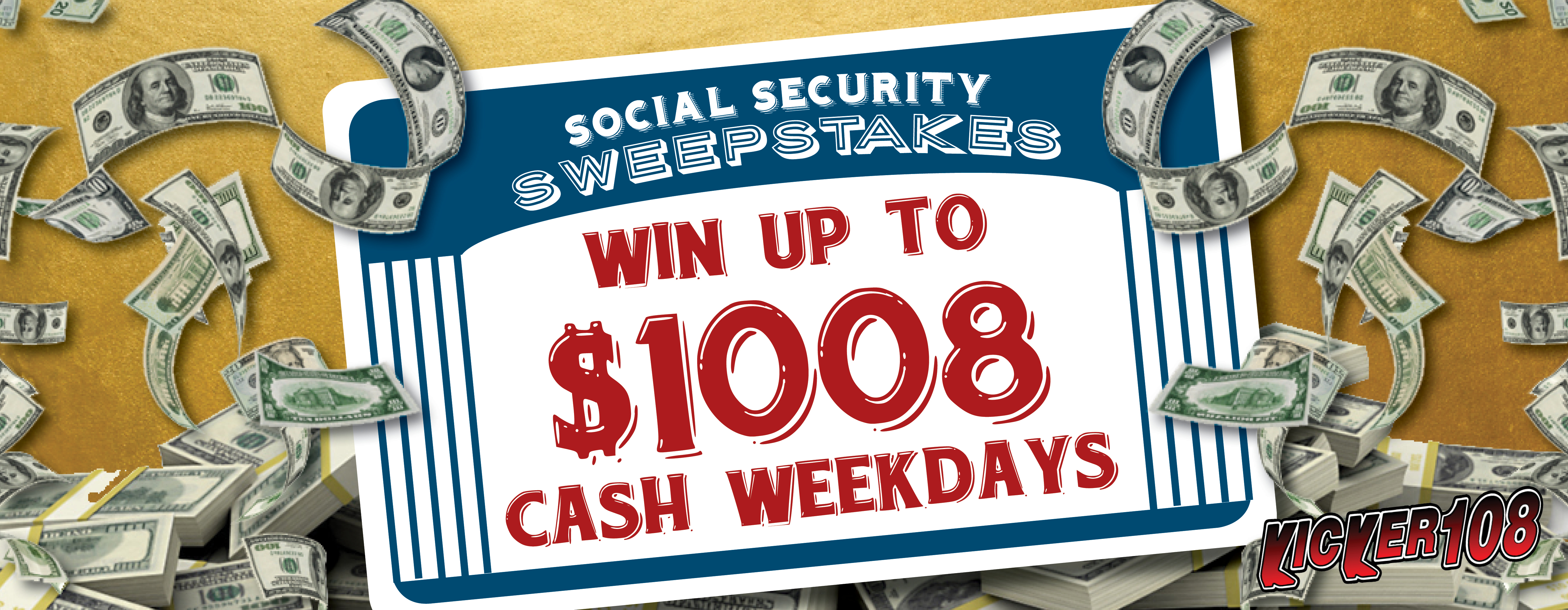 Social Security Sweepstakes
