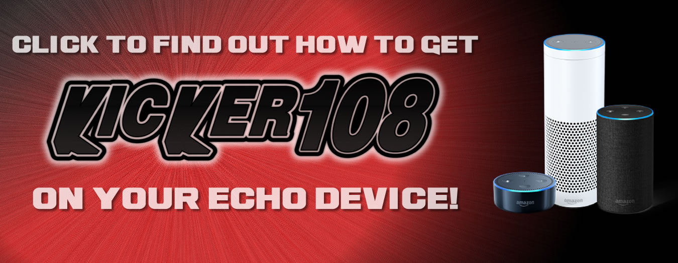 Get Kicker 108 on Your Echo Device