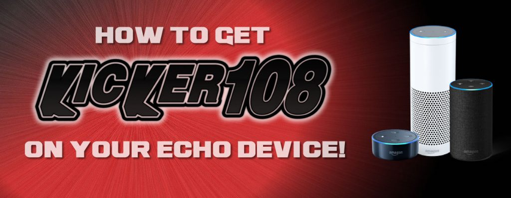 How to Get Kicker on Your Echo Device