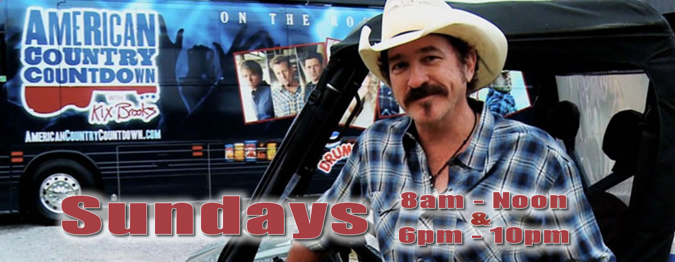 Kix Brooks Country Countdown