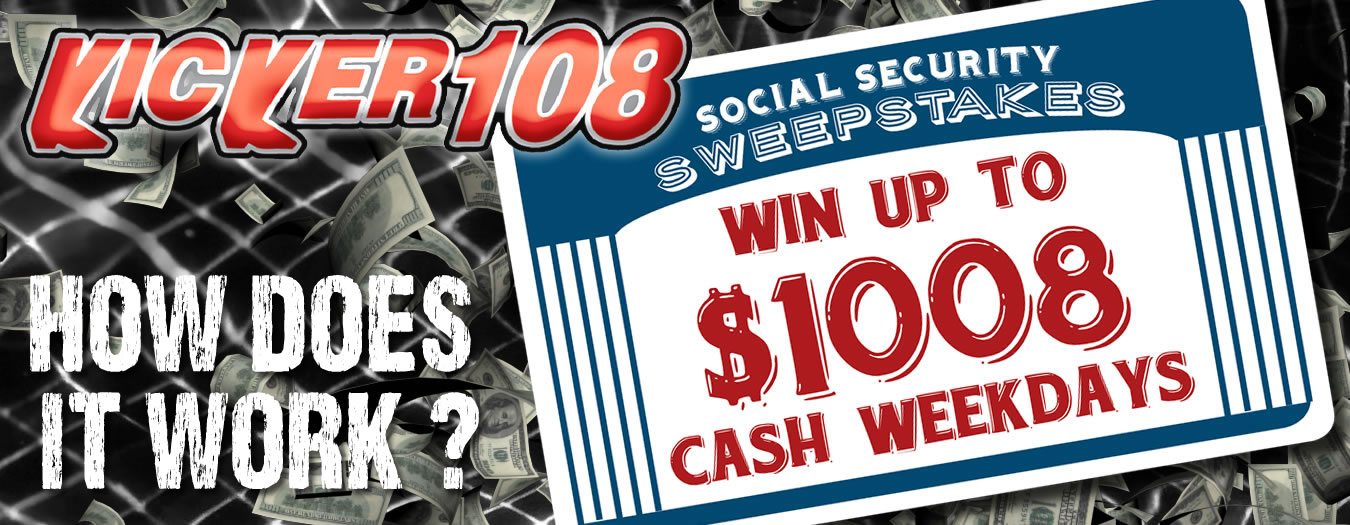 Social Security Sweepstakes Details