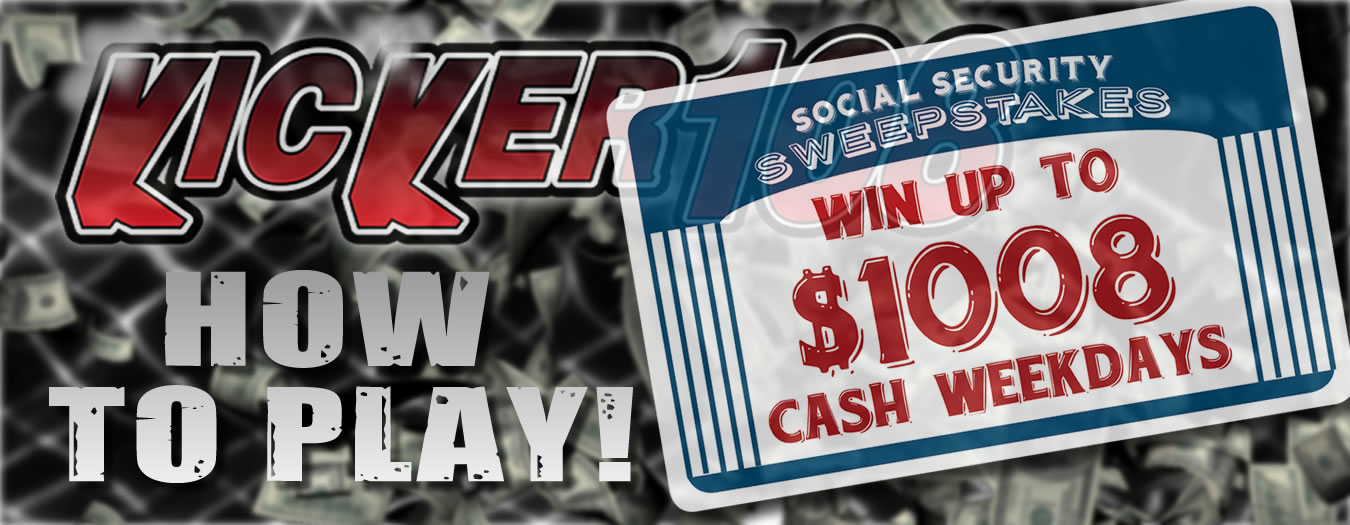 PLAY THE SOCIAL SECURITY SWEEPSTAKES
